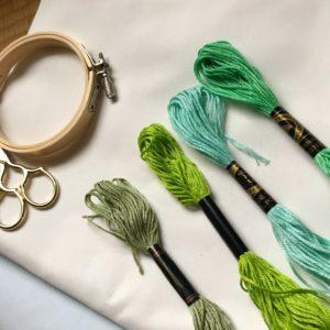 刺繍 道具