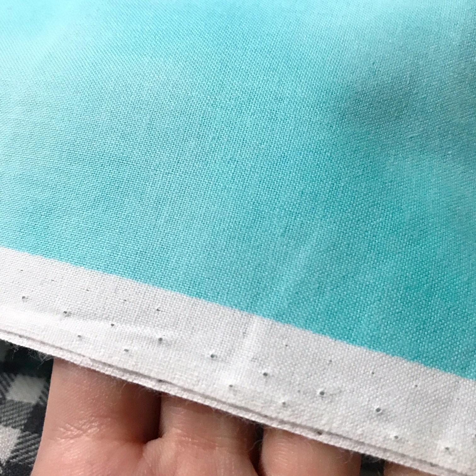 刺繍 布 表裏